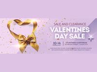 Valentines Facebook Cover