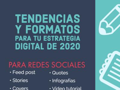 Content Trends 2020 - Infographic (ES)