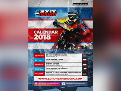 Central European Enduro - Calendar 2018
