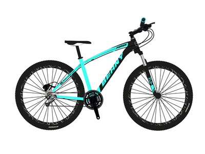 """Beany MTB 26"""" - Product graphics product beany mtb bicycle bike"""
