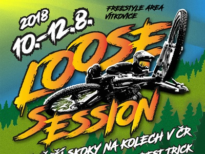 Loose Session 2018 poster - progress