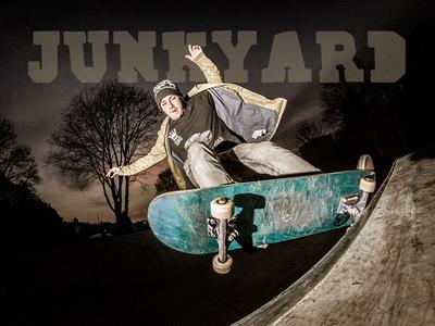 My Favourite Photo / 2018 sk8 skateboard sport photography trutnov bowl skatepark junkyard