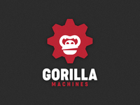Logo Gorilla Machines