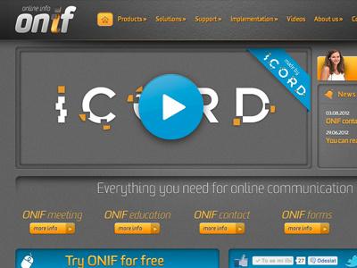 icord.cz slider icord jxk webdesign slider