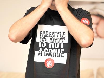 GoFreestyle.cz T-shirt