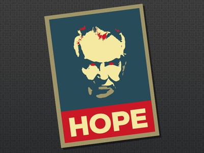 HOPE - we have brand new prezident :-/