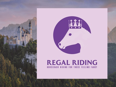 Regal Riding Logo