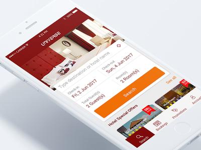 Hotel App iOS 3/3