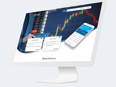 Commodities Price - Landing Page 1/3