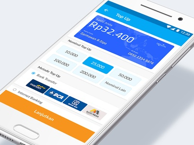 Bill Payments Mobile App 3/3