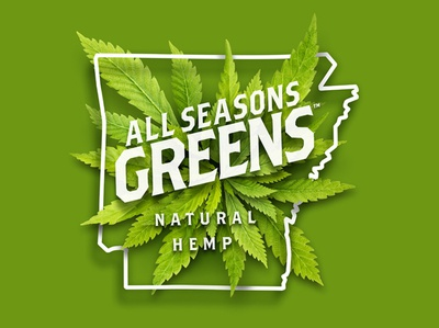 All Seasons Greens Hemp Farm Logo