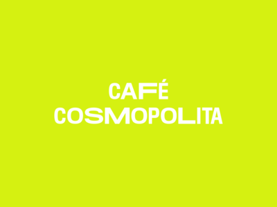 Cafe Cosmo