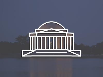 DC Monument Icons