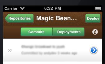 Improving Design iphone nav bar buttons beanstalk green brown