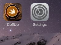 Coffee Meetup Icon