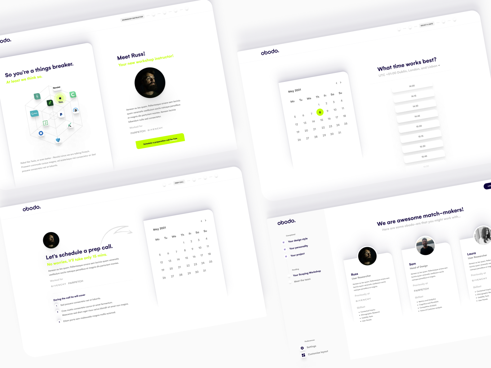 O - Client Onboarding