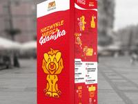 CocaCola x Gdansk - Fridge