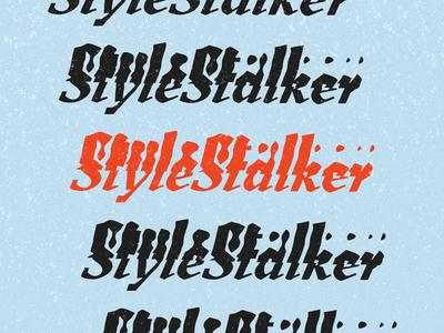 Style Stalker