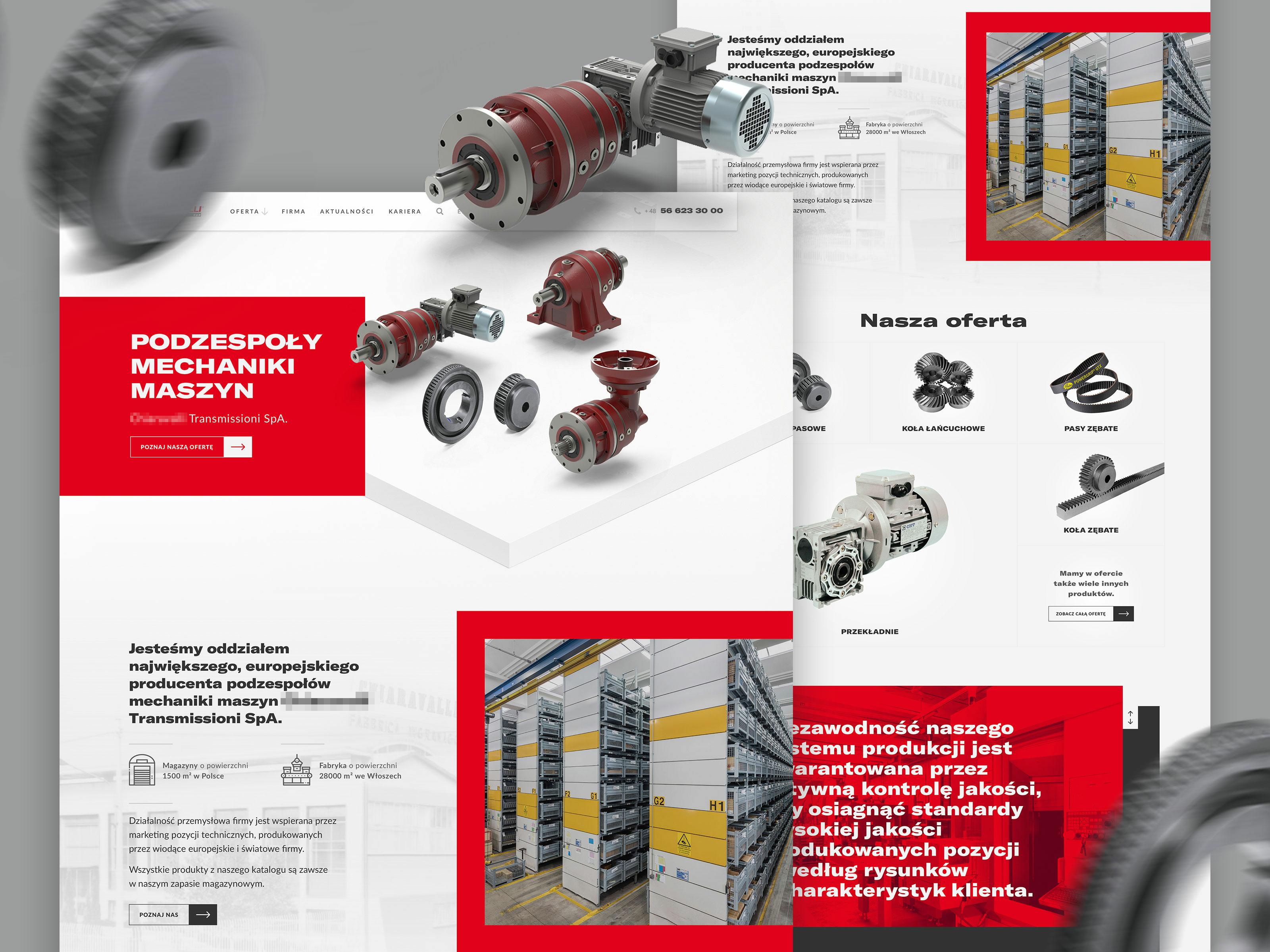 C - Corporate Website 2.0