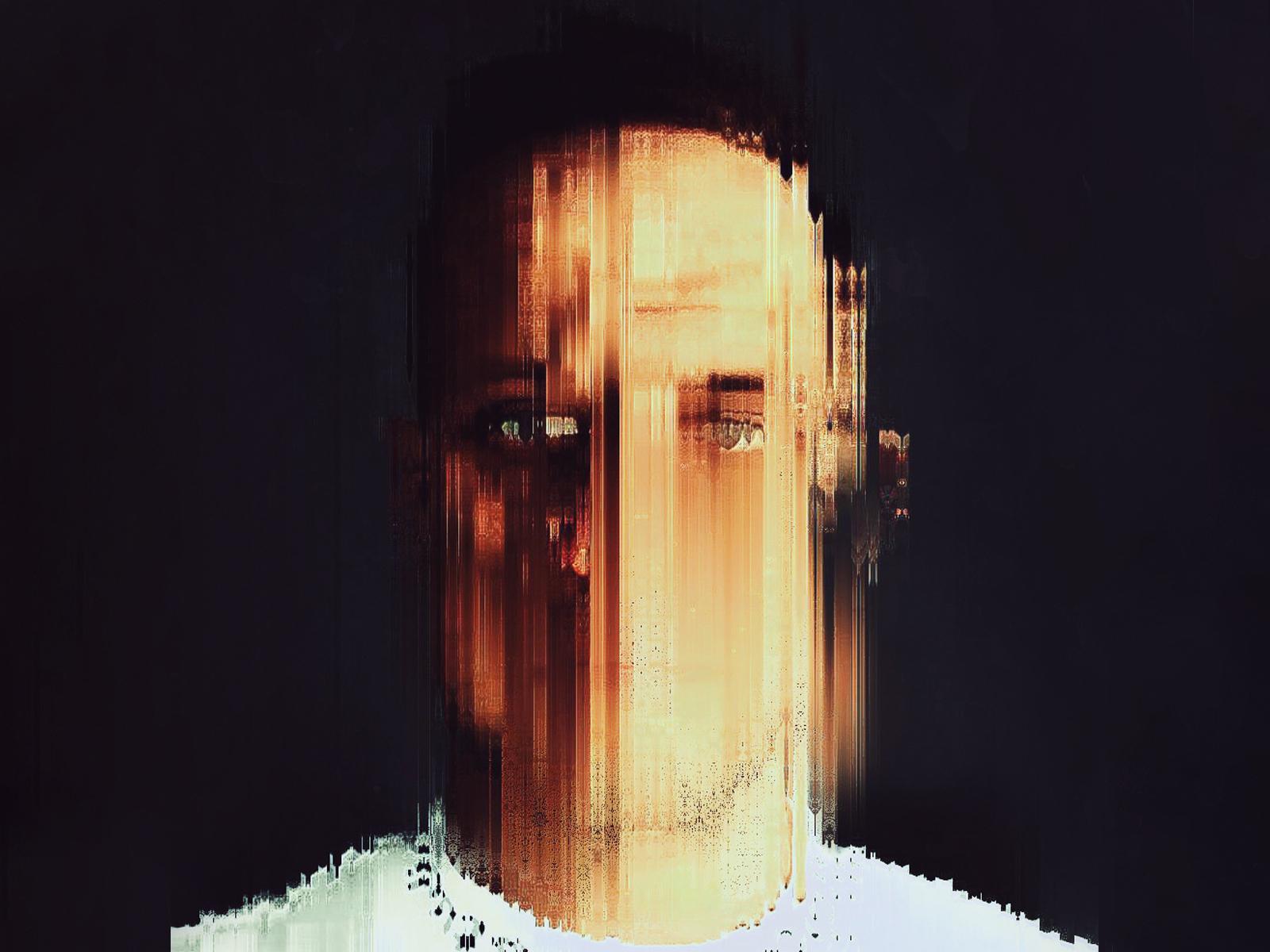Self Portrait - Glitch Experiment