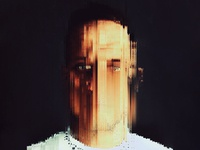 Self Portrait - Glitch Experiment