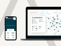 Palatin - Responsive website
