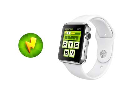 Letter Zap apple watch game letter zap