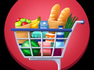 Supermarket icon for CodyCross