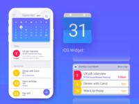 Google Calendar App redesign