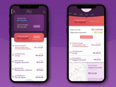 Nubank app redesign