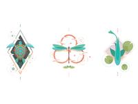 Art Prints ( theme : pond )