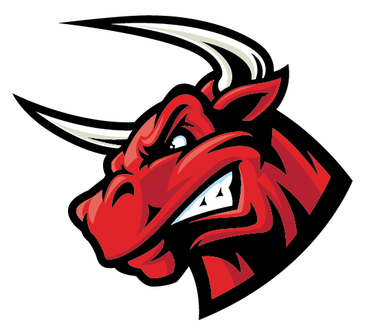 angry bull head logo - photo #35