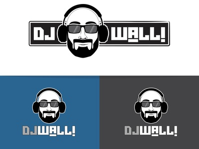 Logo Draft for my DJ Client