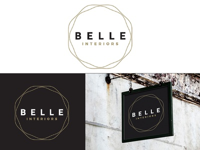 Belle Interiors Logo