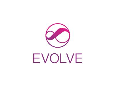 Evolve magenta infinity round evolve