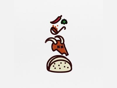 TaCODE  Taco De Birria streetfood food mexican icons code infographic broth slowcooked birria taco
