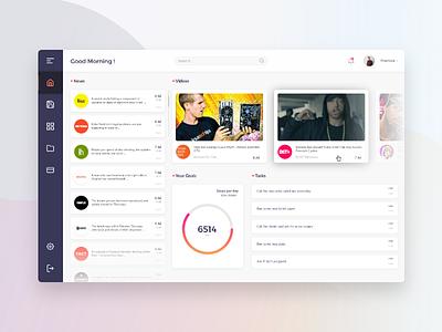 Dashboard Web App freebie dashboard adobe xd webapp app design interaction design user interface ui ux health activities web
