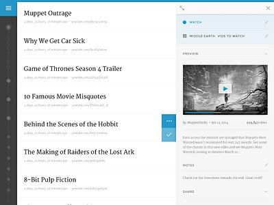 Bookmark Stream bookmarks links nilai merriweather montserrat