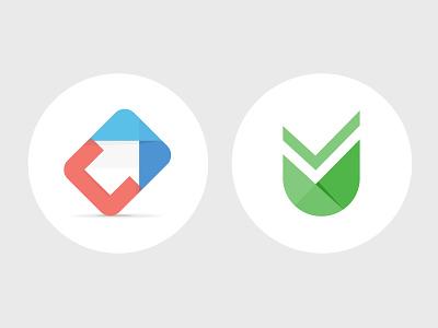 Logo Exploration logo mark unmark u exploration icon