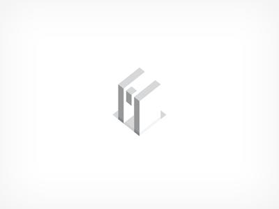 C Block mark icon branding brand logo
