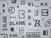 Blank Branding Exploration