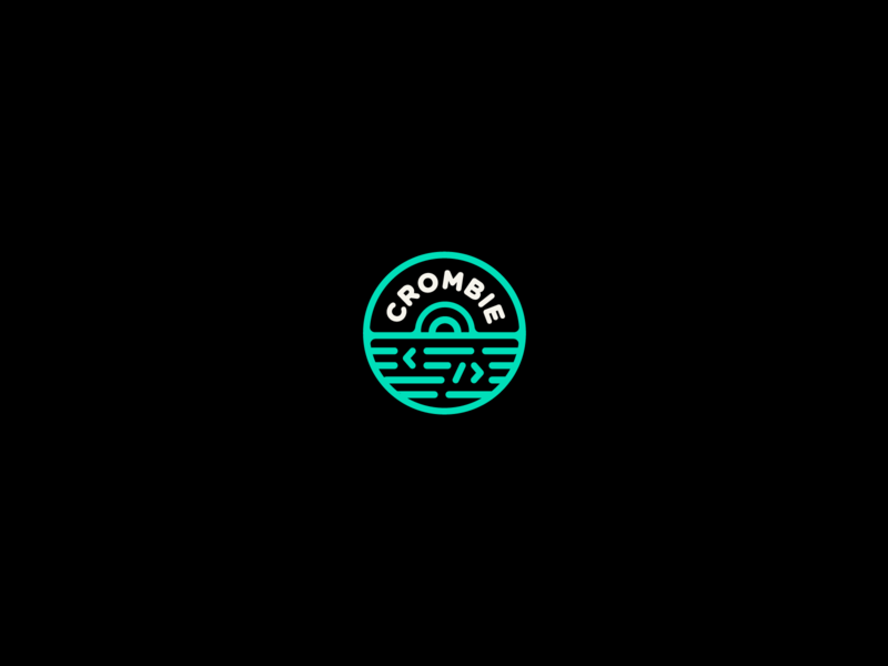 Digital agency brand proposal neon black developers programing coding code badge design badge badge logo design logotype logo design brand logo