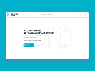 Compass Fairs Stand Builder