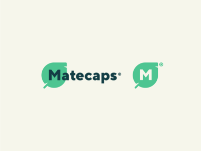 Test 5 - Logotype - MateCaps