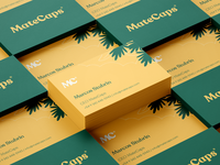 MateCaps - business cards