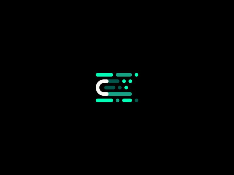Digital agency brand proposal digital programming programmer coding code branding design logotype brand logo design logo