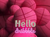 Hello Dribble