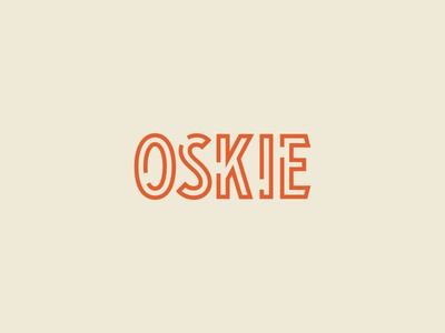 New Oskie Studio Logo