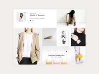 Curated product page (2)
