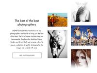 Photography teaser